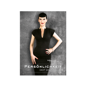 Persönlichkeit – 007 statt 08|15
