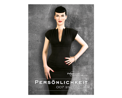 Persönlichkeit – 007 statt 08 15