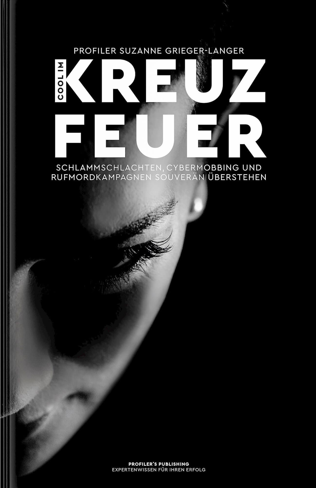 Cool im Kreuzfeuer by Suzanne Grieger-Langer
